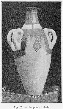 Fig. 67. - Amphore kabyle.
